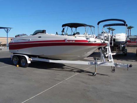 2005 Nautic Star 210 Sport Deck