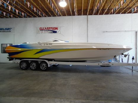 2010 Kachina Boats Drone
