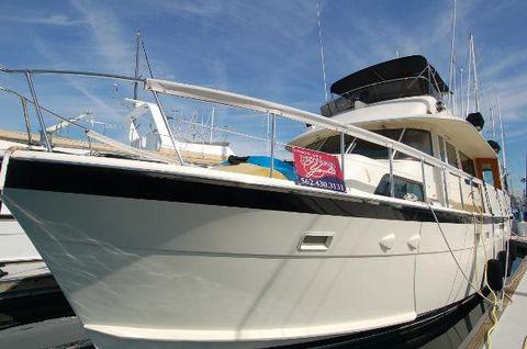 1983 Hatteras 61 Motor Yacht
