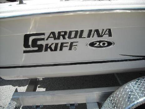 2016 Carolina Skiff 20 JVX CC