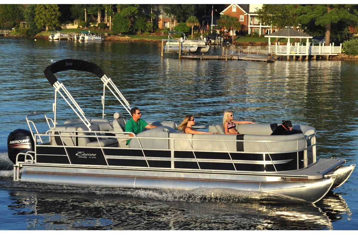 2015 Bentley Pontoons 240/243 Cruise