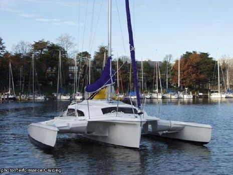 2006 Telstar T2 Trailerable Trimaran Sistership