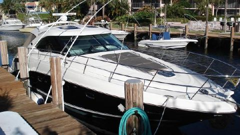 2010 Sea Ray 470 Sundancer 2010 Sea Ray 470 Sundancer - Strbrd Bow