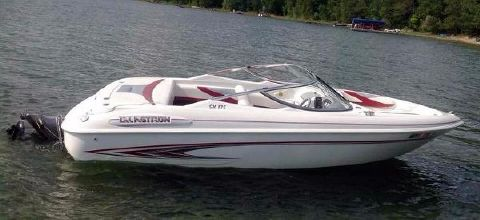 2000 Glastron SX-175 Bow Rider