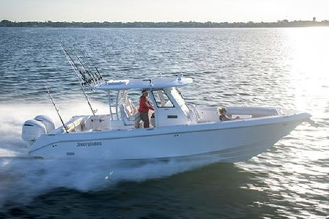 2021 EVERGLADES BOATS 335 Center Console