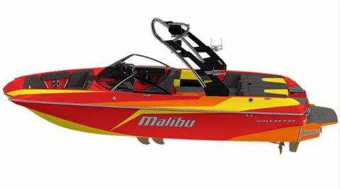 2018 Malibu 21 MLX