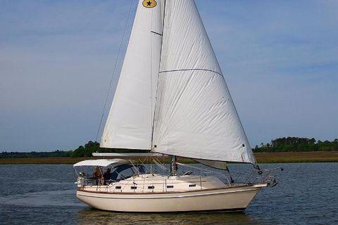 2002 Island Packet 380