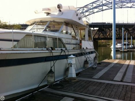 1975 Chris-Craft 47 1975 Chris-Craft 47 for sale in Mckeesport, PA