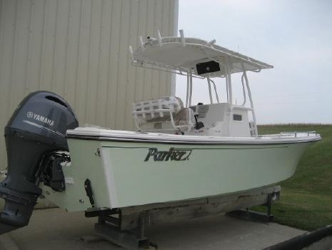 2018 Parker 2300 Special Edition, 24560