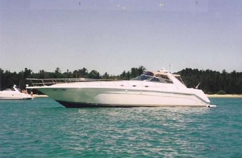 1999 Sea Ray 500 Sundancer