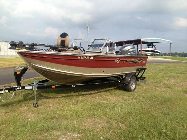 2007 G3 Angler V185F