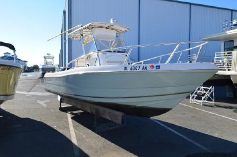 2006 Sea Quest  2450 BW 2006 PRO SPORTS SEAQUEST 2450 BW - STARBOARD VIEW