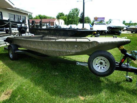 2015 Gator Trax 17x62 Mud Buddy Hybrid