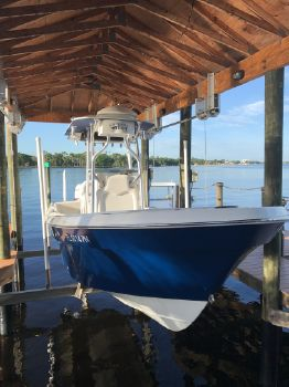 2013 Andros Boatworks Tarpon 26
