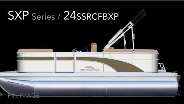 2017 Bennington 24 SSRCFBXP