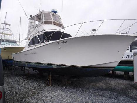 1988 Jersey Cape 36 Convertible