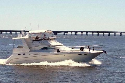 1999 Sea Ray Aft Cabin Motor Yacht Profile