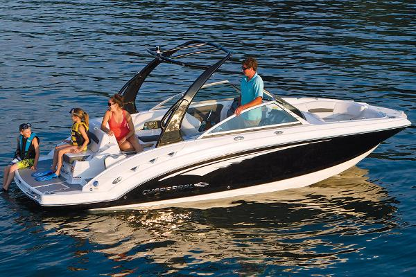 2016 Chaparral 244 Sunesta Manufacturer Provided Image