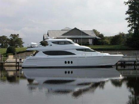 2005 Hatteras Enclosed Bridge 80 MY Original profile at delivery.jpg