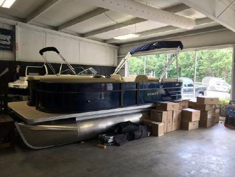 2016 Crest Pontoon Boats 220 SLC