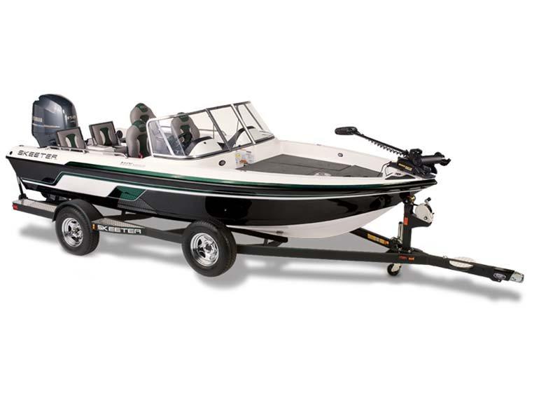 2015 Skeeter WX-1850