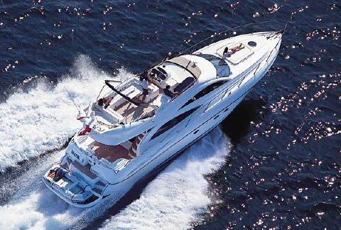 2004 Sunseeker Manhattan 56 Manufacturer Provided Image