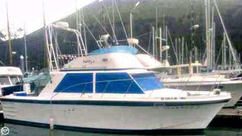 1974 Uniflite 35 1974 Uniflite 35 for sale in Seward, AK