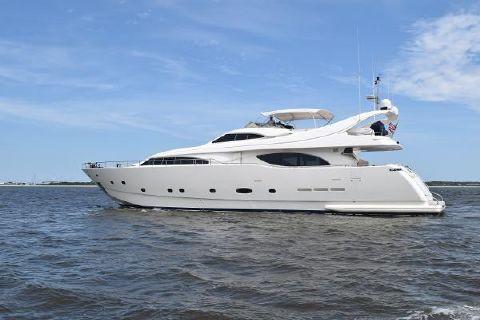 2003 Ferretti Yachts 94 Flybridge