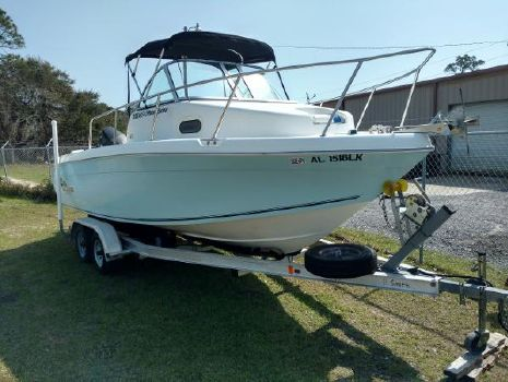2006 Carolina Skiff Sea Chaser 210