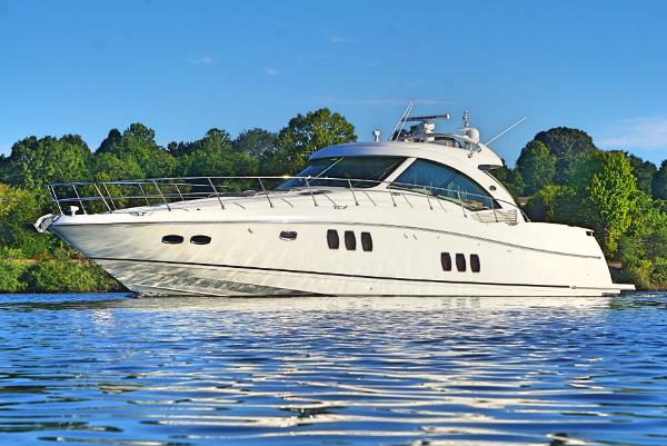 Used 2007 Sea Ray 60 Sundancer Knoxville Tn 37922 Boattrader Com