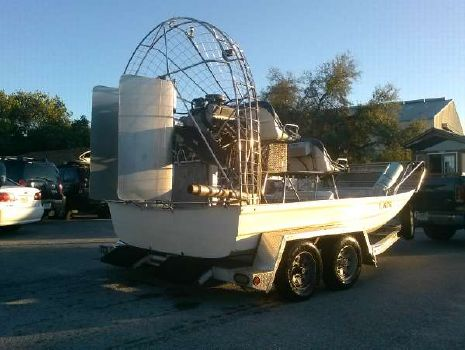 2007 Other JIMMY WHITE AIR BOAT