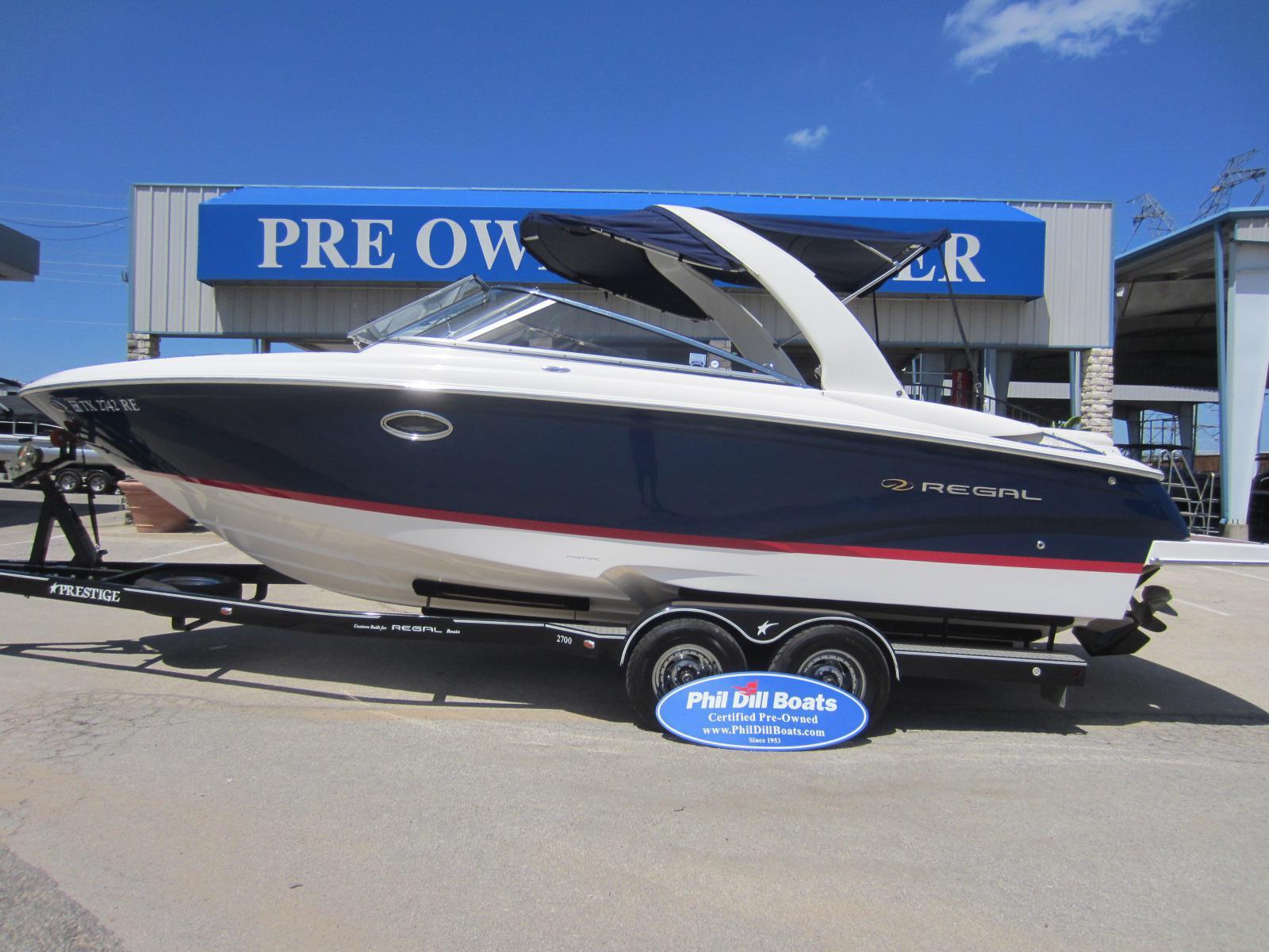 2010 Regal 2700 27 Foot 2010 Regal Motor Boat In