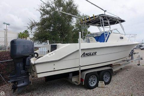2001 Angler Boats 2550 Walkaround 2001 Angler 2550 Walkaround for sale in Lake Worth, FL
