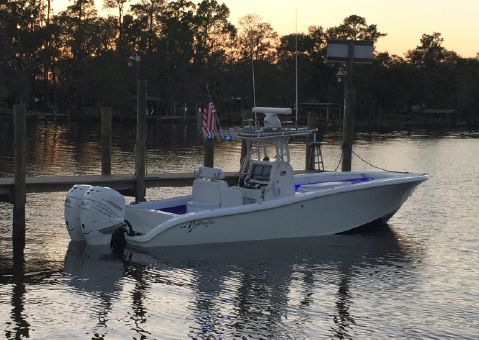 2005 Yellowfin 31 Center Console