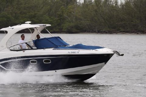 2012 Chaparral 327 SSX 327 SSX Sea Trial