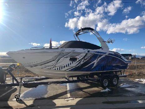 2018 Chaparral 257 SSX Surf