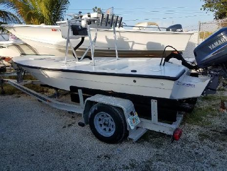 2013 Custom Helms Flats/Bay boat