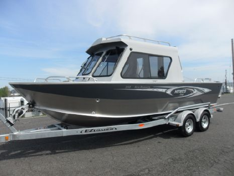2016 Hewescraft 21 Sea Runner HT