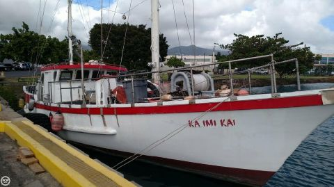 1975 Skookum 46 1975 Skookum 46 for sale in Honolulu Harbor,, HI