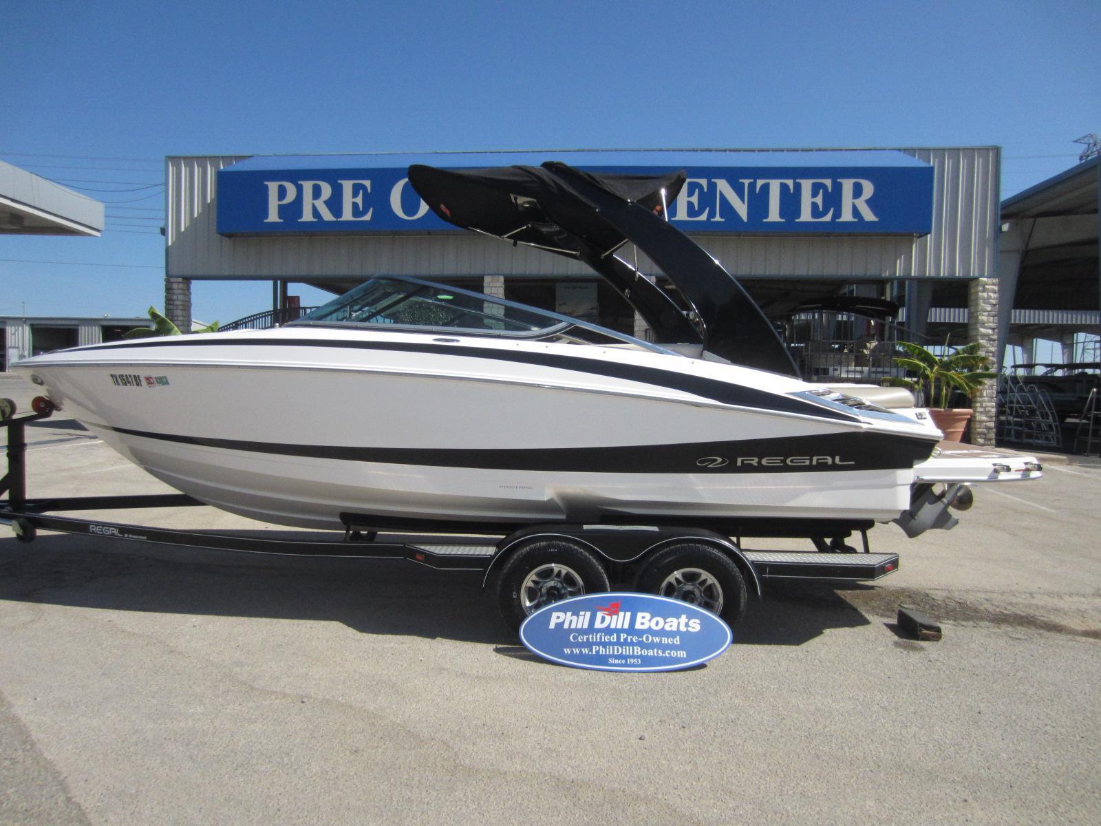 2011 Regal 2300 24 Foot 2011 Regal Motor Boat In