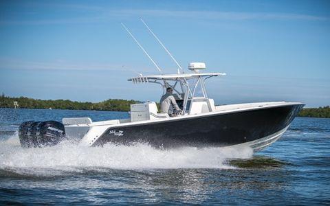 2016 Sea Vee 370z