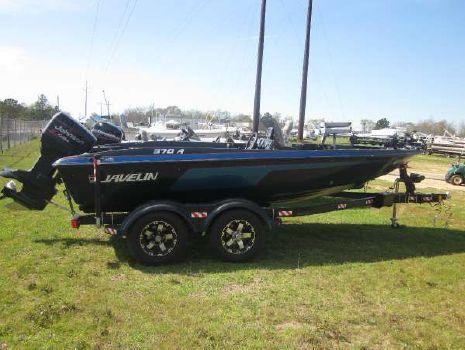 1995 Javelin Boats 370A