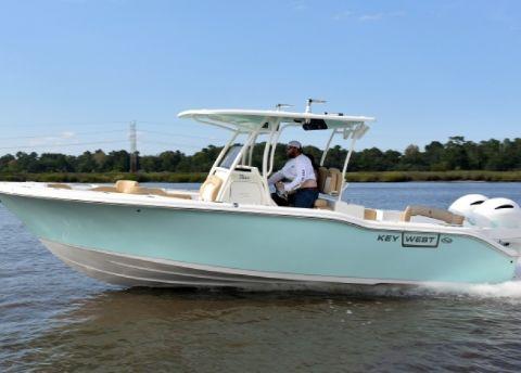 2018 Key West Boats, Inc. 263FS