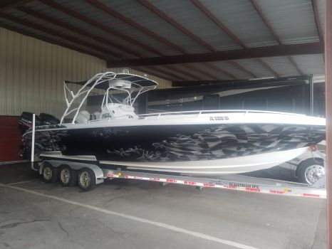 2013 Glasstream 328 SCX