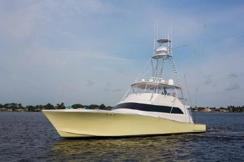 2005 American Custom Yachts Sportfish