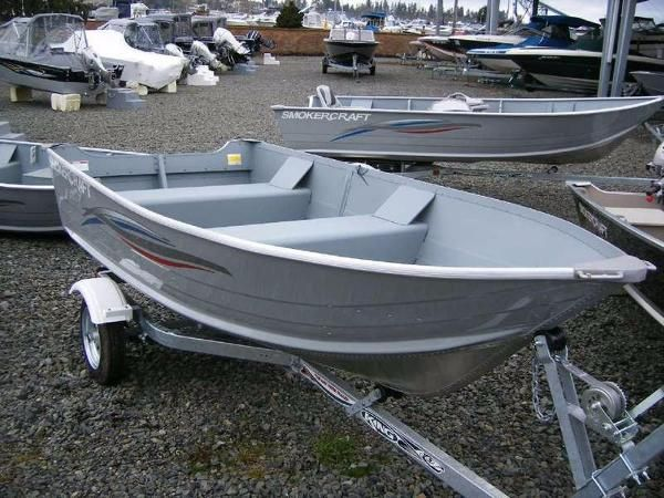 Smoker craft alaskan new and used boats for sale for Smoker craft alaskan 15