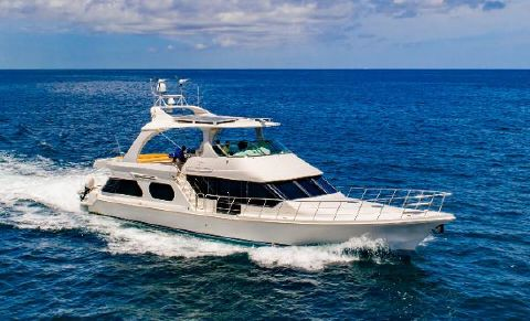 2009 Blue Water 65 Legacy