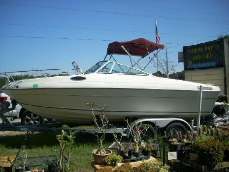 1997 Imperial Boats 20 Cuddy Cabin