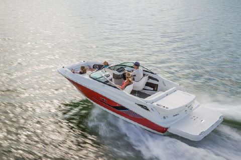 2017 Sea Ray 220 Sundeck