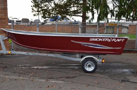 Page 1 of 2 smoker craft boats for sale for Smoker craft alaskan 15